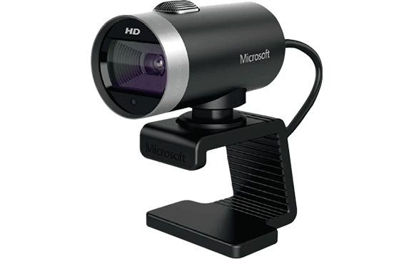 Microsoft webcam