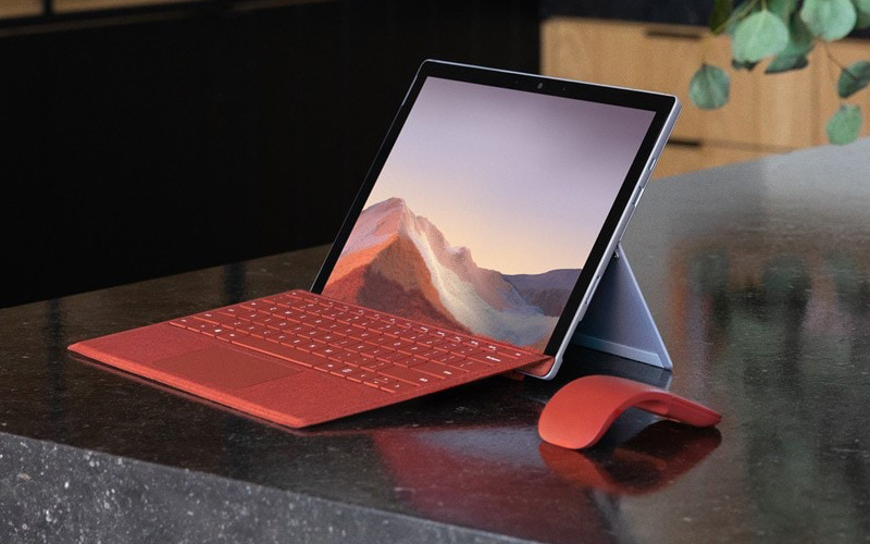 Create your best work with the Microsoft Surface Pro 7